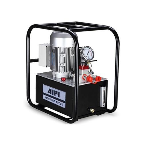 Oil Temperature of Hydraulic Pump