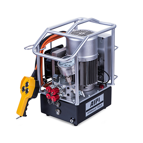Electric Hydraulic Torque Wrench Pumps - Torque Wrenches